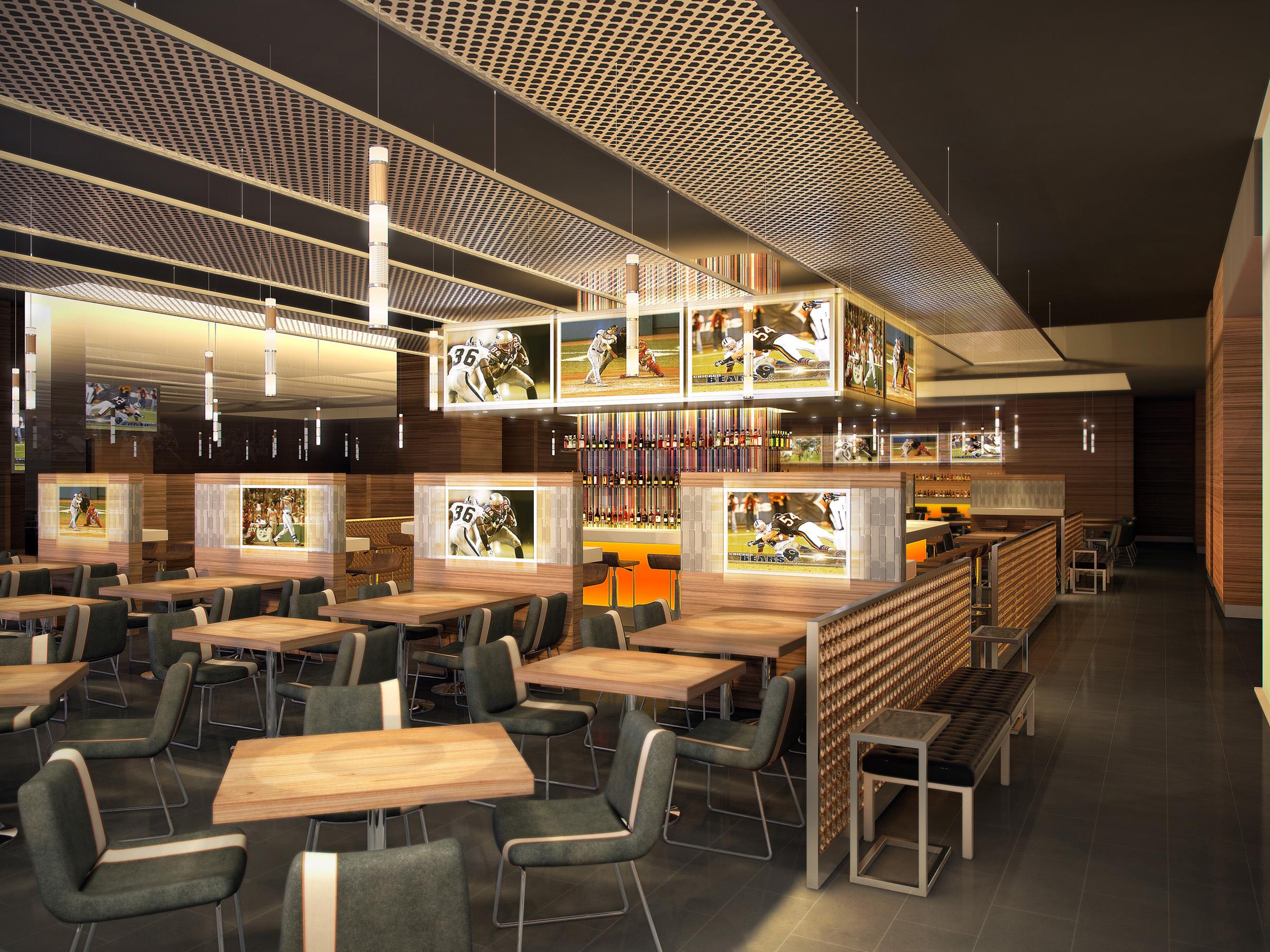 J Bar Restaurant